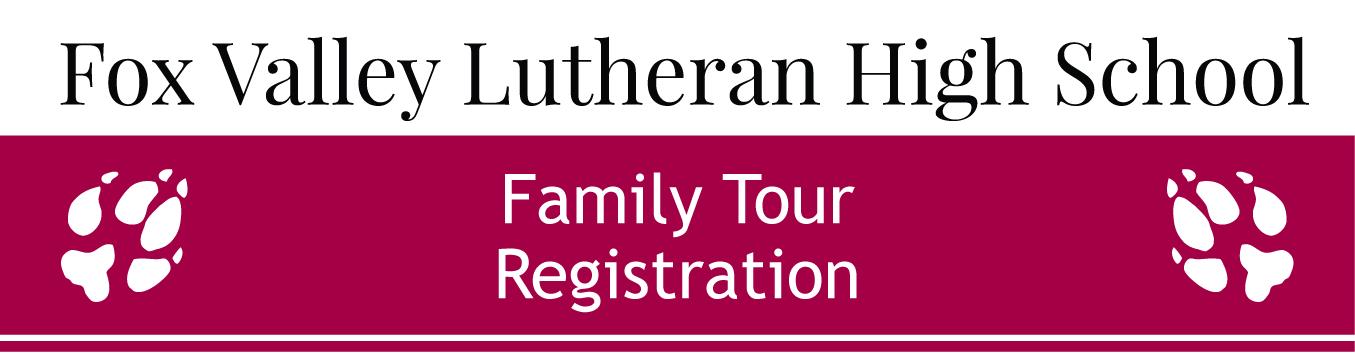 FVL Family Tour Registration