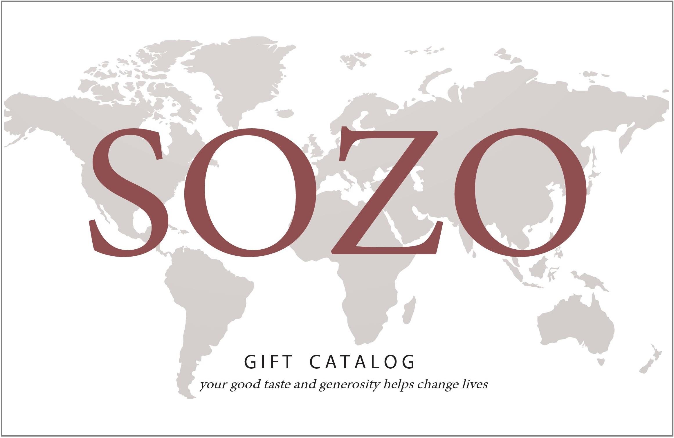 Sozo Catalog
